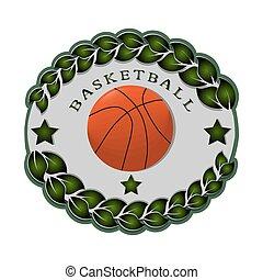 The theme basketball