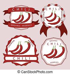 The theme chili pepper.