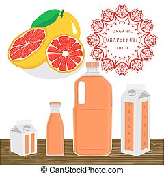 The theme grapefruit