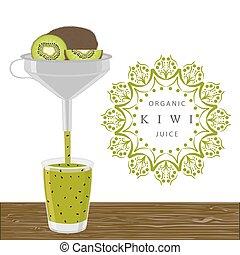 The theme kiwi