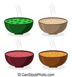 The theme soup