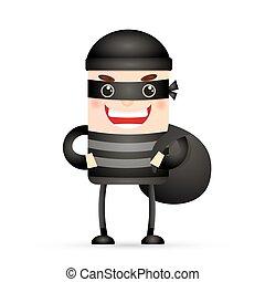 the thief hacker