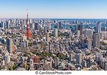 The Tokyo Kanto region