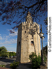 Torre del Oro (Gold Tower) - The Torre del Oro (Gold Tower) ...