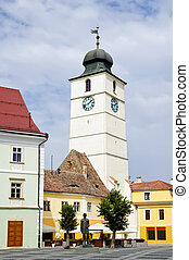 Sibiu, european capital of culture 2007