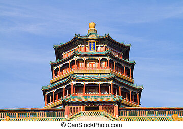 Tower of the Fragrance of the Buddh
