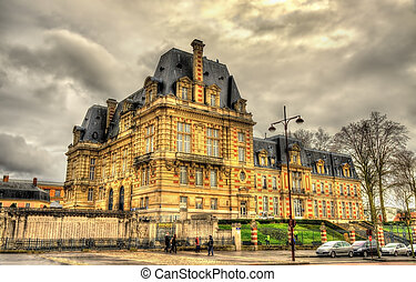 The town hall of Versailles - France