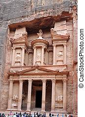 The Traesury at Petra