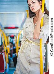 The Tram Ride