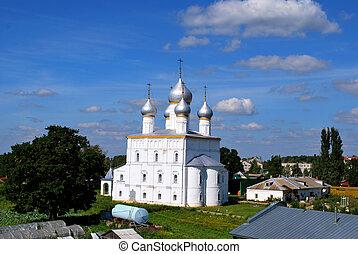 The Transfiguration Church in Rostov the Great, Yaroslavl Oblast, Russia