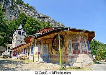 The Transfiguration Monastery near Veliko Tarnovo, Bulgaria