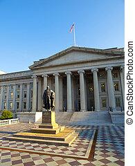 The Treausry Department, Washington DC