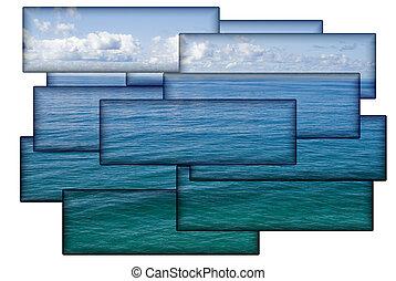 the tropical ocean