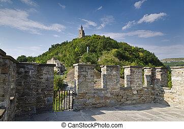 The Tsarevets in Veliko Tarnovo