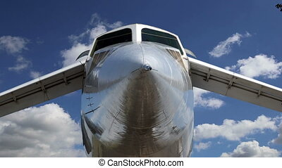 Tupolev Tu-144 (NATO name: Charger) - The Tupolev Tu-144...