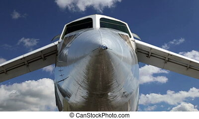 The Tupolev Tu-144 (NATO name: Charger) was a Soviet...