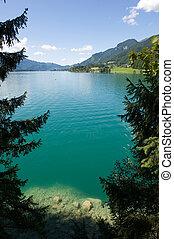 Wolfgangsee in Austria