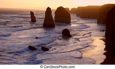 The Twelve Apostles, Australia - The Twelve Apostles, famous...
