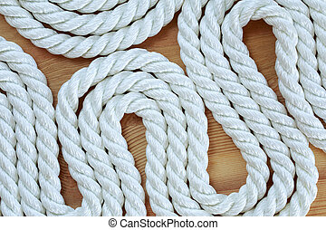 The twisted rope
