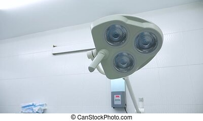 The type of luminaire that is used in operations. HD