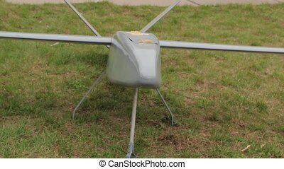 The Unmanned Aerial Vehicle