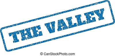 The Valley Rubber Stamp