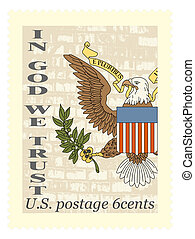 American stamp