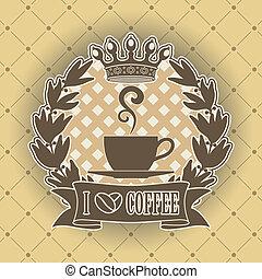 Coffee symbol
