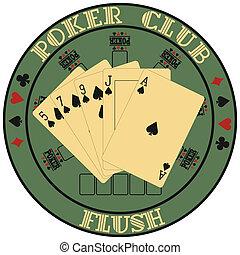 Symbol club poker