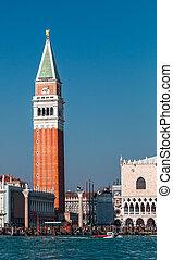 The Venetian Campanille