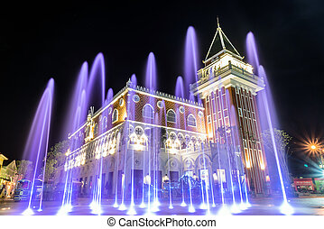 The Venezia Hua Hin, a shopping venue in Venice style near...