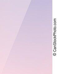 Vertical gradient purple mixed color trendy paper background