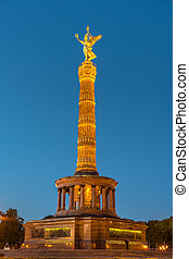The Victory Column in Berlin