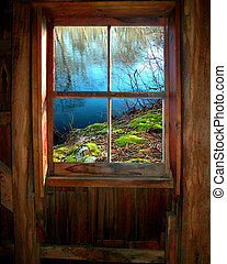 The View - A window view composite
