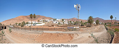 The village Toto in Fuerteventura