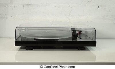 The Vinyl Player Clean Up - Cleaning process of vinyl player...