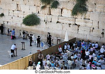 The Wailing Wall - Israel