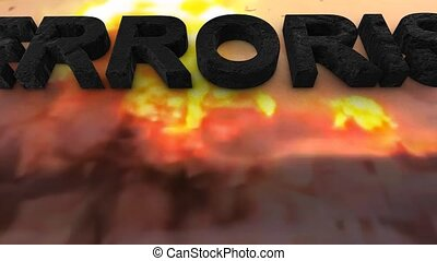 The war on terrorism. What is terrorism - What is terrorism...