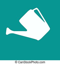 The watering can icon