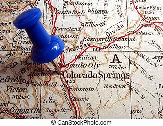 Colorado Springs - The way we looked at Colorado Springs in ...