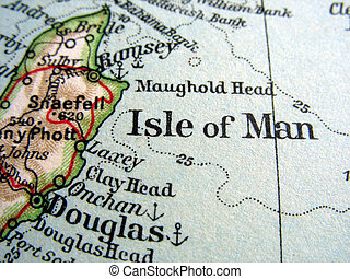 Isle of Man - The way we looked at Isle of Man in 1949.