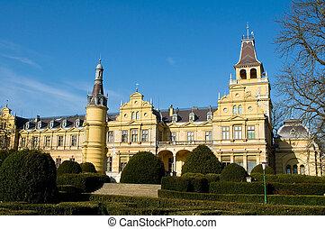 The Wenckheim-castle