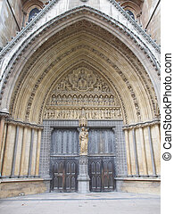Westminster Abbey - The Westminster Abbey church in London ...