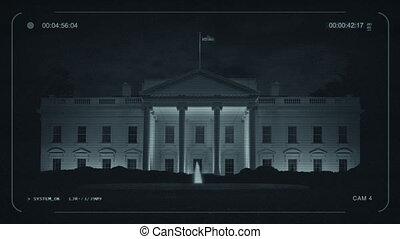 The White House CCTV Feed