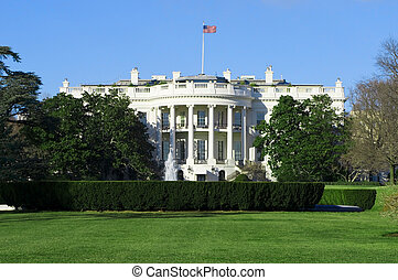 White House - The White House, Home of the President of the...
