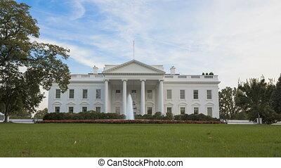 The White House timelapse