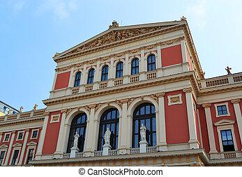 The Wiener Musikverein
