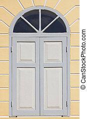 The Windows wall