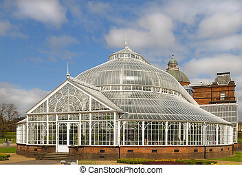 The Winter Garden, Glasgow - The Winter Garden at the...
