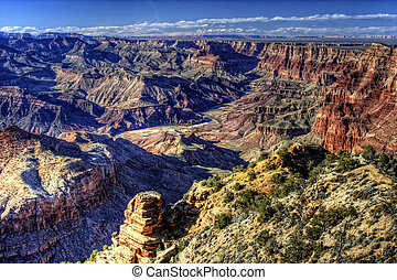 Grand Canyon from Desert View Point
